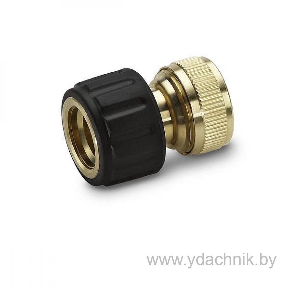 Латунный коннектор для шлангов 3/4 KARCHER (2.645-016.0)