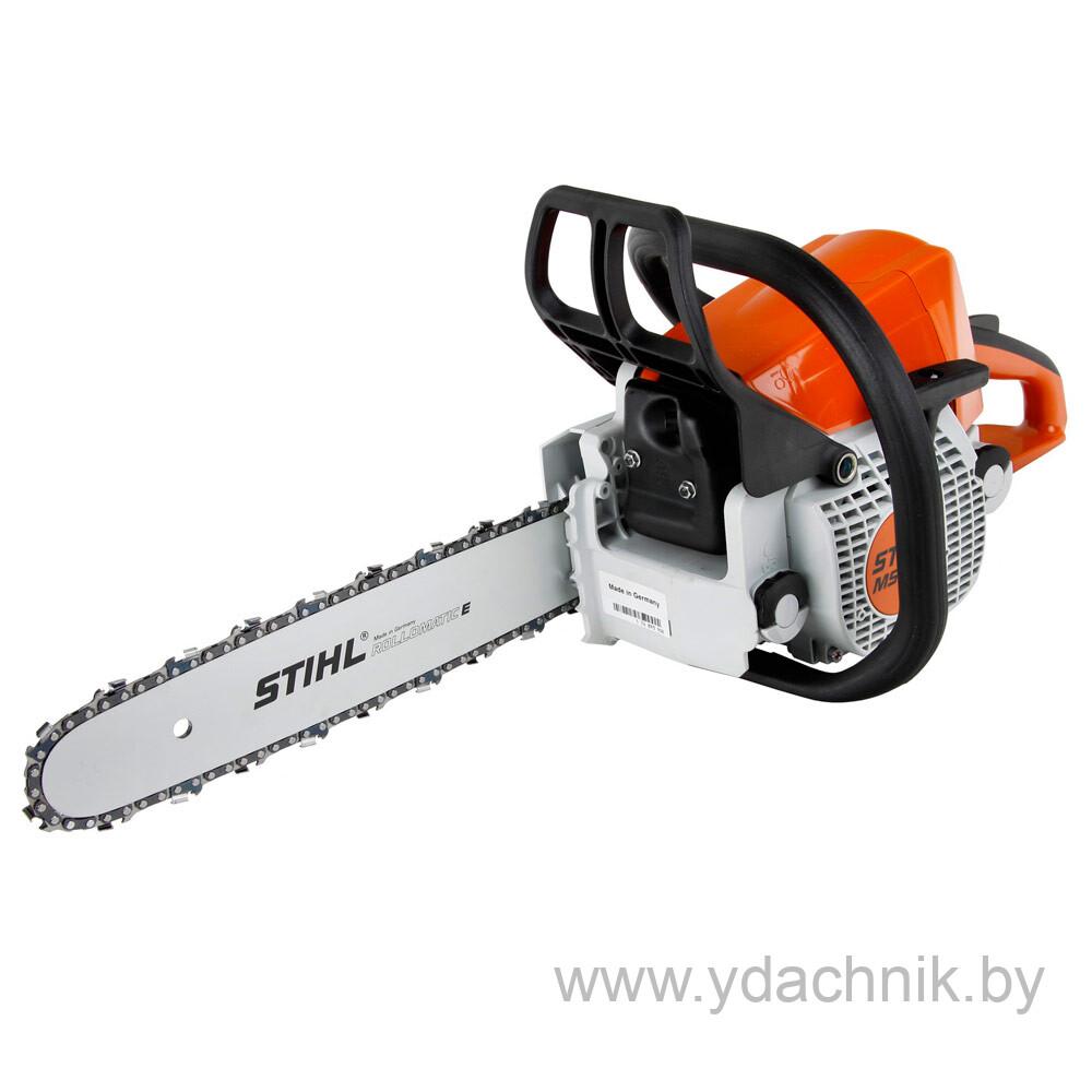 Бензопила Stihl MS 230 C-BE(шина и цепь 40 см)