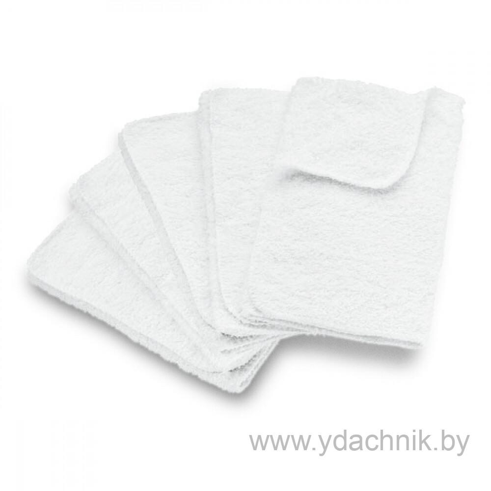 Салфетки из махровой ткани (широкие)