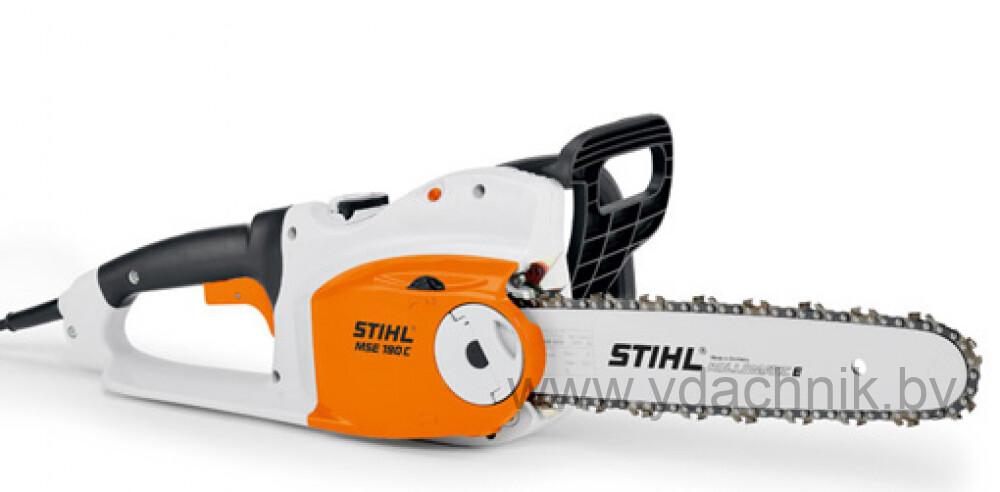 Электропила Stihl MSE190 C-BQ