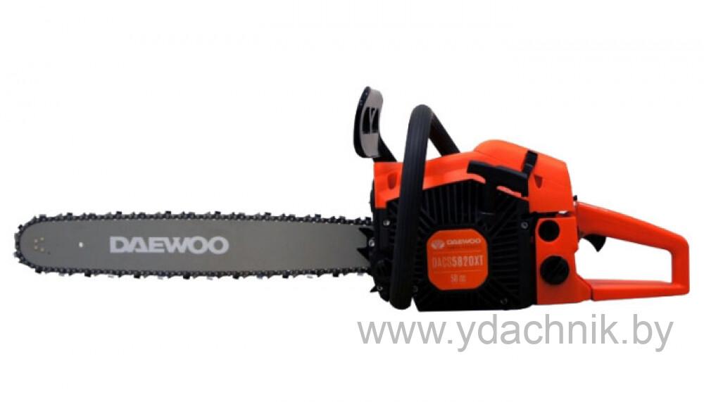 Бензопила Daewoo Power DACS 5820XT