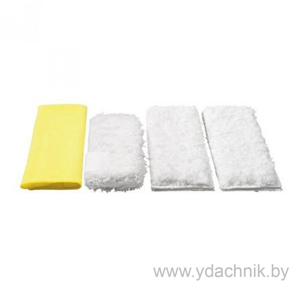 Комплект микроволоконных салфеток для ванной KARCHER (2.863-172.0)