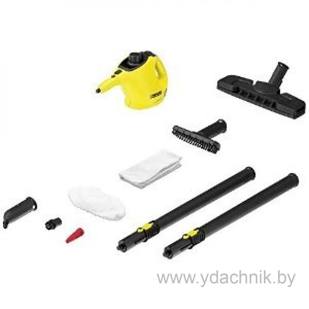 Пароочиститель KARCHER SC 1+ Floor Kit