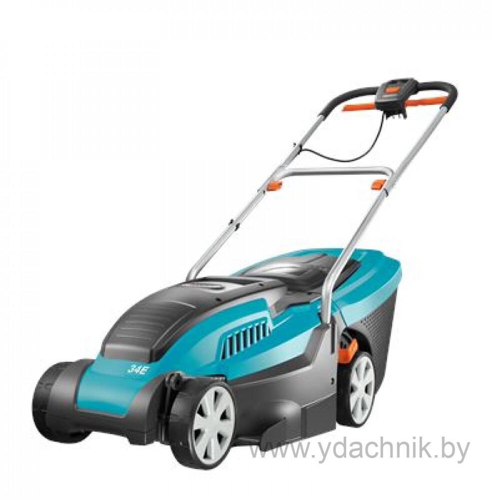 Электрическая газонокосилка  Gardena PowerMax 34 E