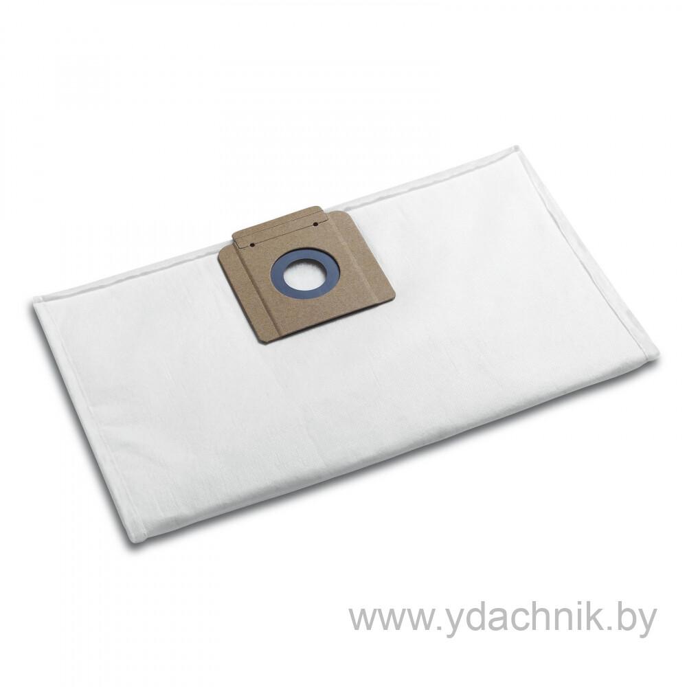 Фильтр-мешки флисовые 5 шт для пылесосов серии NT Керхер